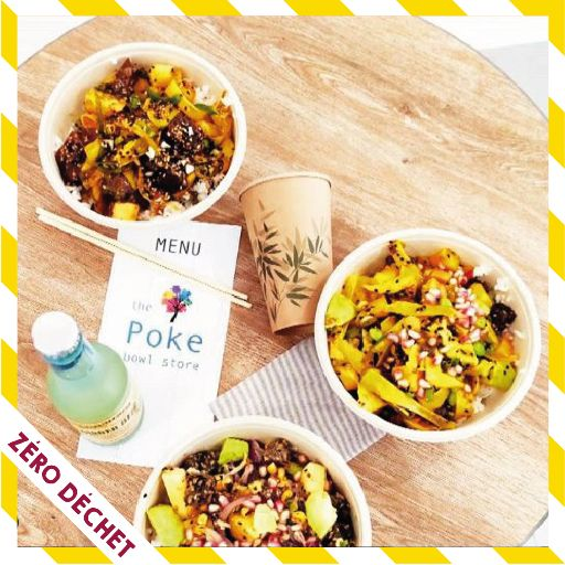 The poke bowl store