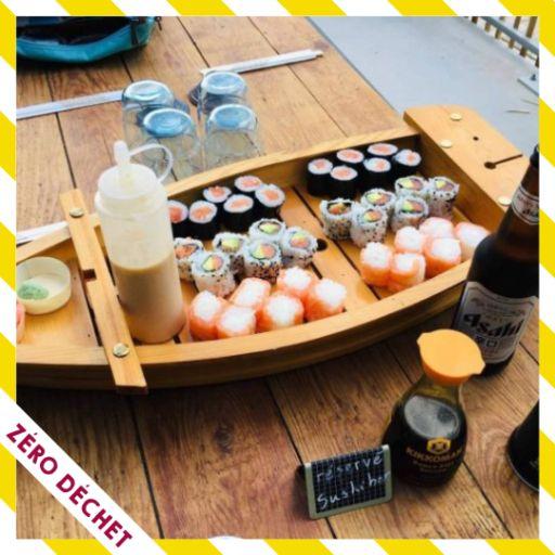 Le sushi bar🍣