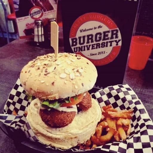 Burger University 🍔🍟